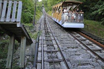 Saint-Hilaire du Touvet Funicular Isere