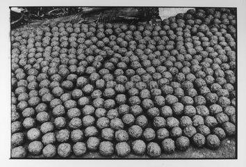 Multiple balls coals Vietnam