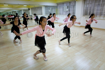 dance school in Hongkong