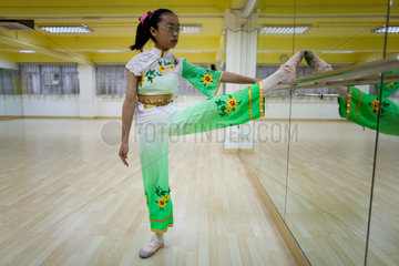 dance school in Hongkong