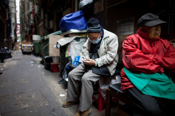 poverty in Hongkong