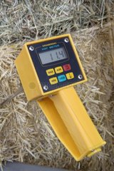 Probe measuring the temperature and the moisture of feeds France