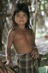 Girl Tau't Batu Palawan Philippines