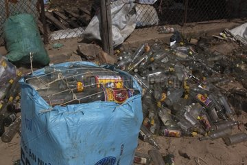 Waste separation in Cambodia