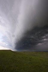Arcus in Tornado Alley South Dakota USA