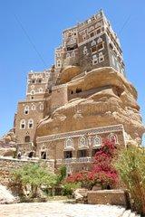 The Palace of the Rock-Dhar Al Hajjar Yemen