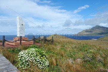 Memorial Cape Horn Chile Magallanes Region