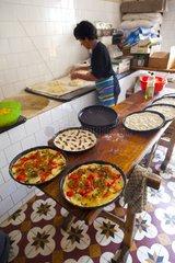 Tal-Maxokk traditional baker Nadur Village Gozo Malta