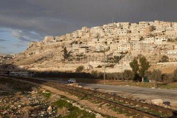 Cityscape Jabbal Faysal Amman Jordan