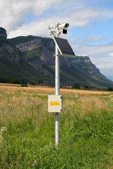 Wildlife passage detectors Isere France