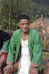 Minying man Arunachal Pradesh India