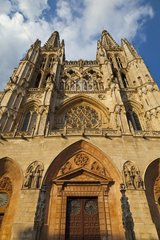 St. Mary's Cathedral of Burgos Spain
