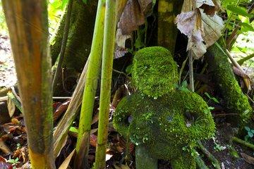 Statuette of fertility in the village of Sarapiqui Costa Rica