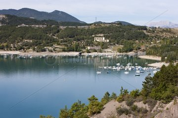 Basic Boating Serre-Ponçon Alpes France
