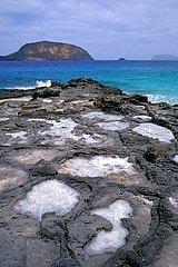 Graciosa Island in the Chinijo archipelago NP Canary Islands