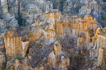Yuanmou Clay Forest - Yunnan China