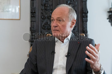 HUNGARY-BUDAPEST-FORMER PM-INTERVIEW