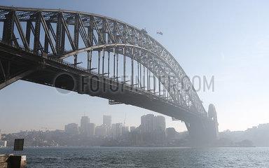 AUSTRALIA-SYDNEY-SMOG (??)??????
