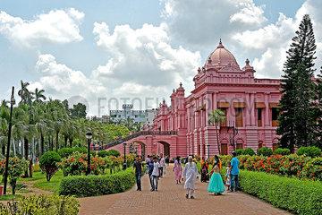 BANGLADESH-DHAKA-AHSAN MANZIL-TOURISM