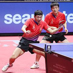 (SP)JAPAN-SAPPORO-TABLE TENNIS-ITTF JAPAN OPEN (??)()???——?????:???/??????????