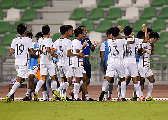 (SP)QATAR-DOHA-SOCCER-WORLD CUP AND ASIAN CUP JOINT QUALIFICATION
