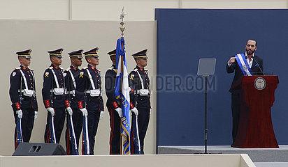 EL SALVADOR-SAN SALVADOR-NEUER PRÄSIDENT-EINWEIHUNG  EL SALVADOR-SAN SALVADOR-TRASPASO Presidencial EL SALVADOR-SAN SALVADOR-NEUER PRÄSIDENT-EINWEIHUNG  EL SALVADOR-SAN SALVADOR-TRASPASO Presidencial