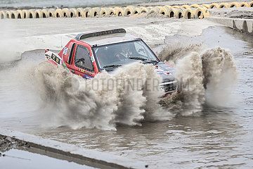 (SP)CHINA-LIAONING-FUXIN-OFFROAD CHAMPIONSHIP