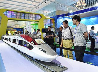CHINA-PEKING-NATIONALE Wissenschafts- und Technologiewoche (CN)