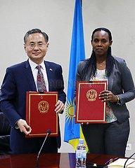 RWANDA-KIGALI-CHINA-COOPERATION AGREEMENT