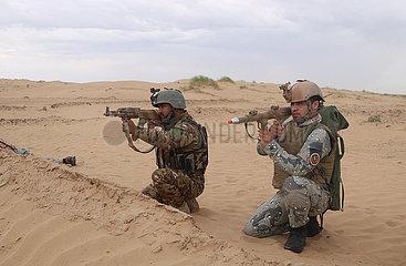 AFGHANISTAN-Jawzjan-MILIT?R-PATROL