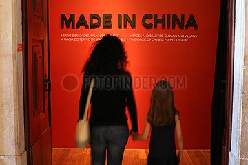PORTUGAL-LISSABONNER-CHINESE PUPPETS Ausstellung PORTUGAL-LISSABONNER-CHINESE PUPPETS Ausstellung PORTUGAL-LISSABONNER-CHINESE PUPPETS Ausstellung PORTUGAL-LISSABONNER-CHINESE PUPPETS Ausstellung PORTUGAL-LISSABONNER-CHINESE PUPPETS Ausstellung