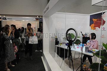 NEW ZEALAND-AUCKLAND-ALIBABA E-COMMERCE EXPO