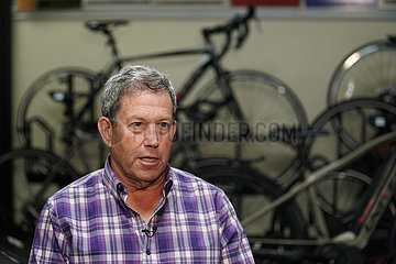 U.S.-PARSIPPANY-ECONOMY-INTERVIEW (????) u.s. bicycle manufacturer troubled by u.s. tariff hikes
