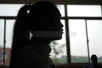 CHINA-NANJING-VISUALLY IMPAIRED GIRLS-DREAMS (CN)