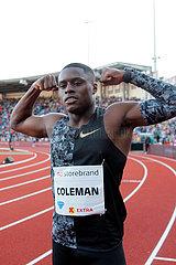 (SP)NORWAY-OSLO-ATHLETICS-IAAF ROME DIAMOND LEAGUE