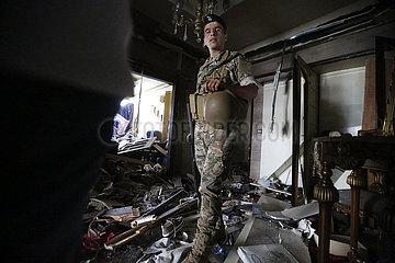 LIBANON-TRIPOLIS-IS MEMBER-SUICIDE