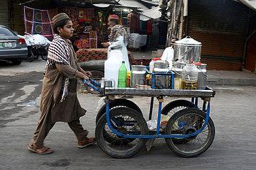PAKISTAN-RAWALPINDI-WORLD DAY AGAINST CHILD LABOR