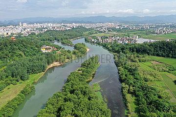CHINA-GUANGXI-LINGQU CANAL (CN)