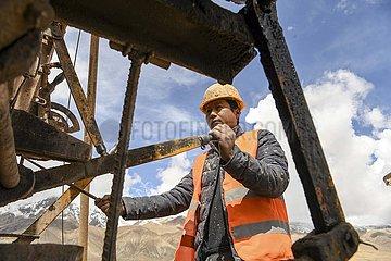 CHINA-XINJIANG-HIGHWAY CONSTRUCTION (CN)