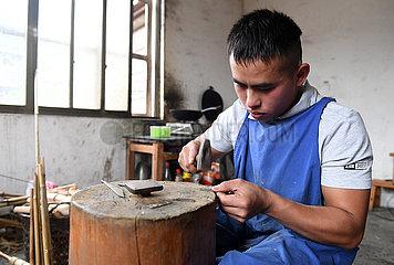 CHINA-GUANGXI-INSTRUMENT-LUSHENG-MAKING (CN)