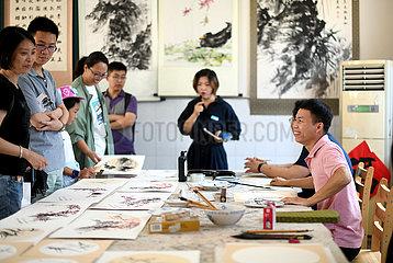 CHINA-TIANJIN-CHILDREN'S VILLAGE (CN)
