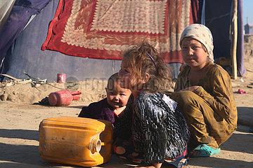 AFGHANISTAN-Shiberghan-ZIVILISTEN