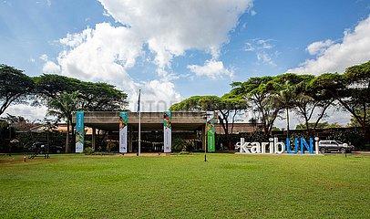 KENIA-NAIROBI-UN-HABITAT ASSEMBLY