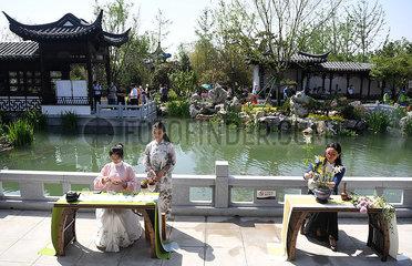 (EcoChina)CHINA-BEIJING-HORTICULTURAL EXPO-JIANGSU (CN)