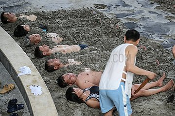 CHINA-LIAONING-RUSSIAN-REHABILITATION (CN)