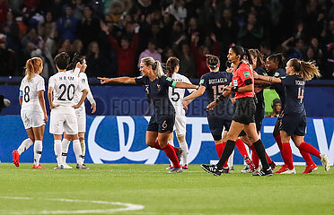 (SP)FRANCE-PARIS-2019 FIFA WOMEN'S WORLD CUP-FRANCE VS SOUTH KOREA