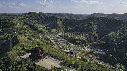 CHINA-SHAANXI-YAN'AN-FOREST (CN)
