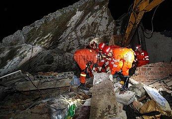 CHINA-SICHUAN-CHANGNING-EARTHQUAKE(CN)