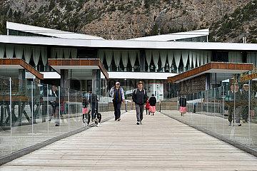 CHINA-TIBET-Qamdo-TOURISM-Armutsbekaempfung (CN)