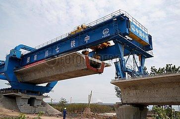 CHINA-JIAOZUO-RAILWAY CONSTRUCTION (CN)
